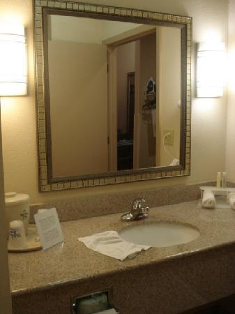 Holiday Inn Express Hotel & Suites Pensacola W I-10: Bathroom