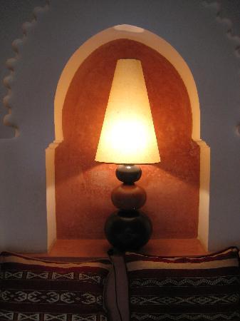 Riad le Clos des Arts : Ambiente magico