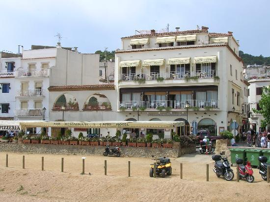 Capri hotel tossa de mar costa brava reviews photos price comparison tripadvisor Girona hotels with swimming pool