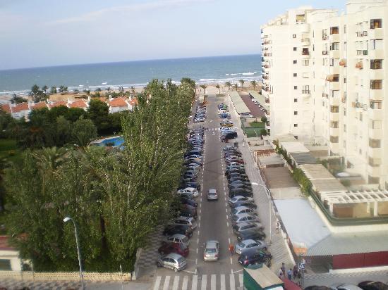 Hotel Tres Anclas: unas vistas increibles al mar