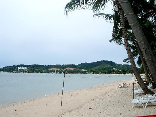 Como Resort Koh Samui: Playa