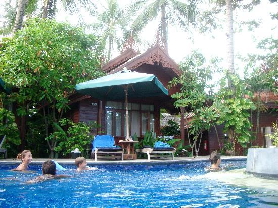 Samui Paradise Chaweng Beach Resort Spa Piscina