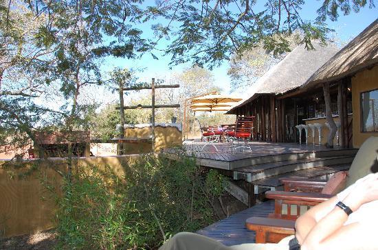 Vuyatela Lodge & Galago Camp: lodge