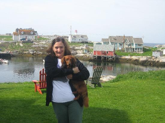 Peggy's Cove Bed & Breakfast : My New found friend