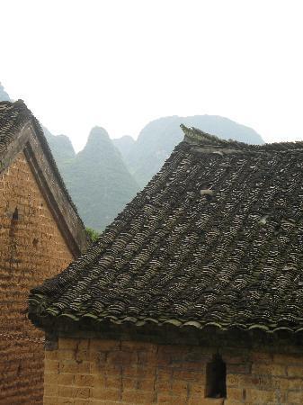 Yangshuo Outside Inn: the neighborhood