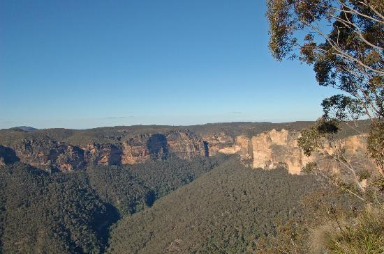 Blue Mountains: Evans Lookout