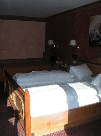 Damüls, Autriche : Dreibett-Zimmer
