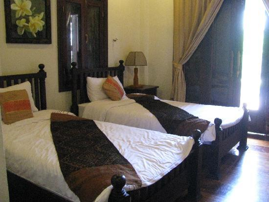 Sokdee Residence: clean, comfortable rooms