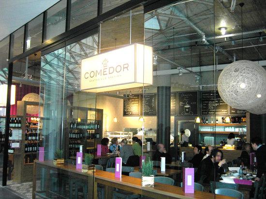 Comedor, Frankfurt am Main - Innenstadt - Restaurant Bewertungen ...