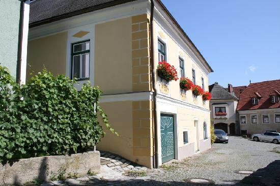 Gartenhotel & Weingut Pfeffel Dürnstein: nice villages along the Danube