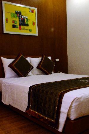 Hanoi Luxor Hotel : Deluxe Room