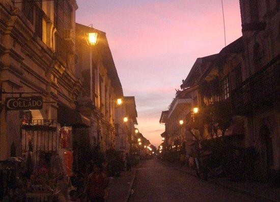 Vigan, Philippines: ビガンの街並み