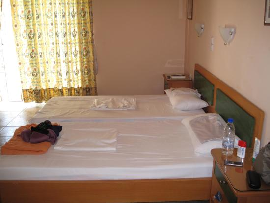 Akti Hotel: room No 9