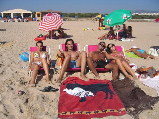 Playa de Zahara de los Atunes: Disfrutando de esta gran playa