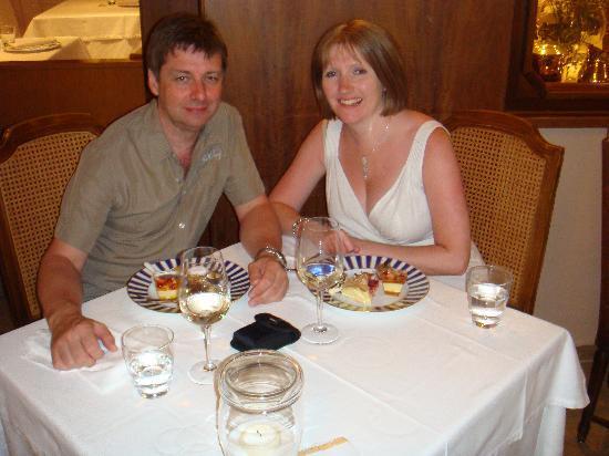 Regina Adelaide Hotel: amazing food