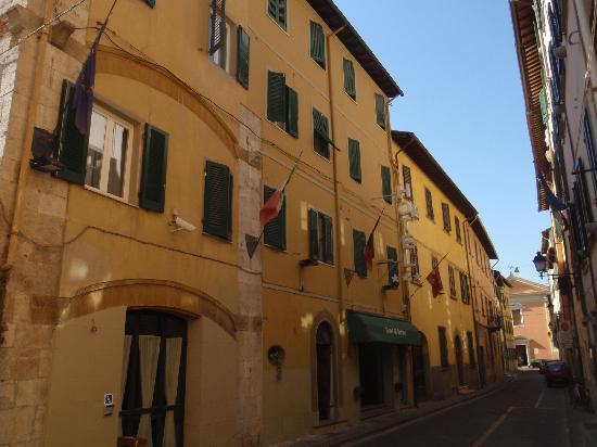 Hotel Di Stefano : outside the hotel