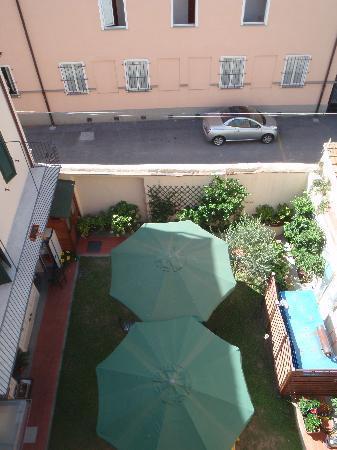 Hotel Di Stefano : the back of hotel