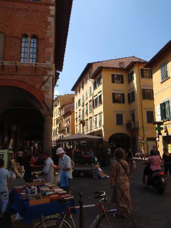 Hotel Di Stefano : street at hotel