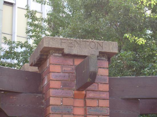 Stoke-on-Trent, UK: fenton