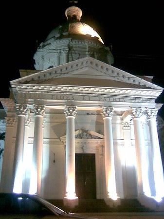 Asuncion, Paraguay: una linda arquitectura