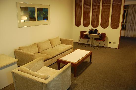 Belo Horizonte Othon Palace Hotel: Room