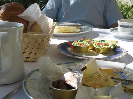 Al Borgo Torello: Breakfast