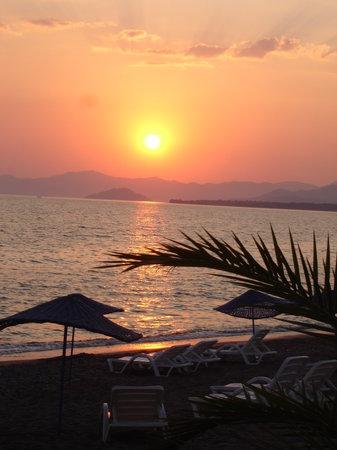 Fethiye, Turcja: bliss