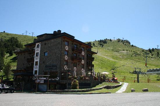 Grau Roig Andorra Boutique Hotel & Spa : Exterior