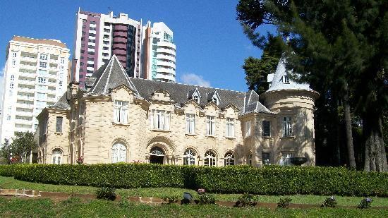 Curitiba, PR: castillo del Batel