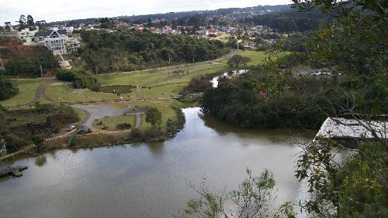Curitiba, PR: parque Tangüá