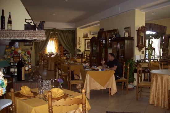 Hotel Rosati: Restaurant