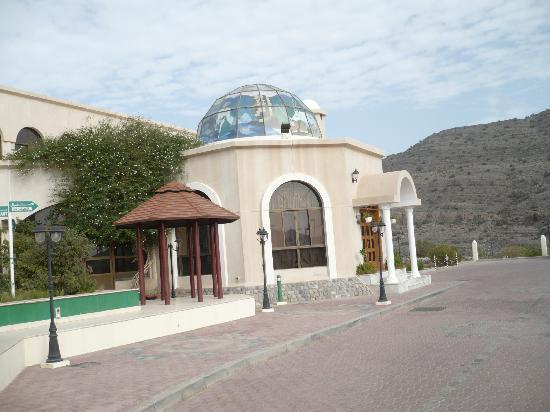 Jebel Al Akhdhar Hotel: outside view