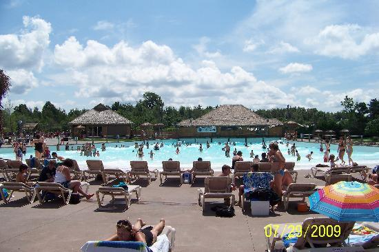 Granby, Canada: This is one of the wave pools