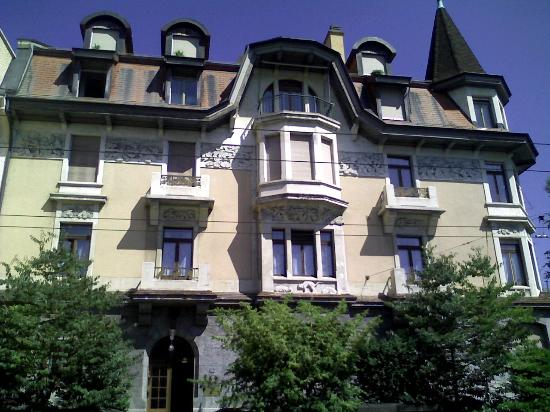 Bed And Breakfast Montreux Vevey
