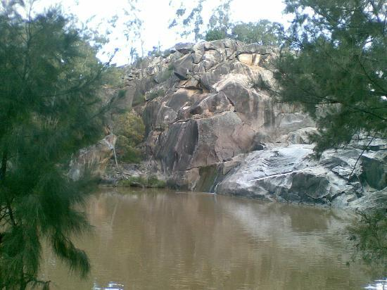 Kingaroy Australia  city photos : Kingaroy, Australia: Coomba falls near Maidenwell