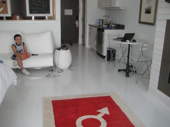 بونجالو هوتل: Room