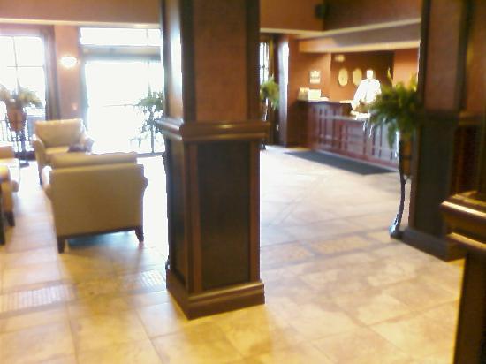 Homewood Suites by Hilton Indianapolis Northwest: Lobby