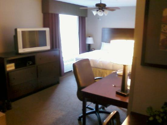 Homewood Suites by Hilton Indianapolis Northwest: Room - bedroom