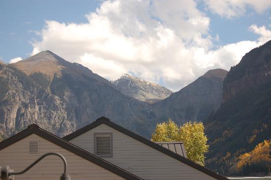 The Hotel Telluride: Telluride in Autumn