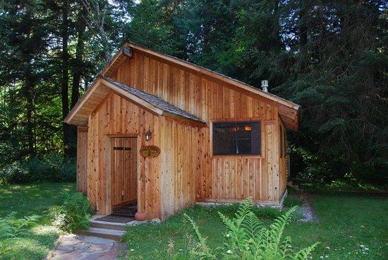 Stormking Spa at Mt. Rainier : Eagle Cabin