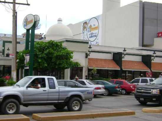 Panama Mazatlan- Golden Zone