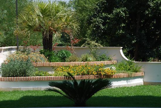 EcoHotel Roma: The Garden