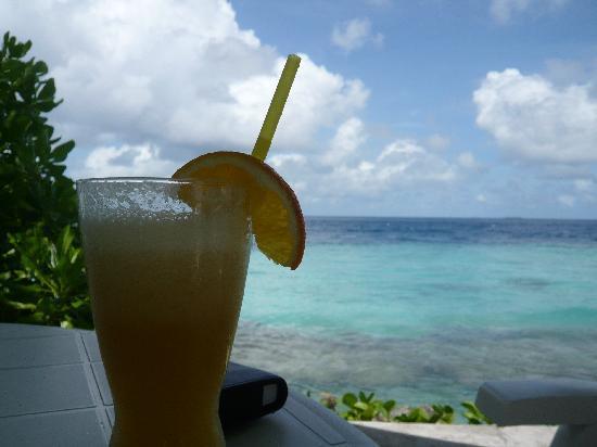 Fihalhohi Island Resort: Had too many of these!!! :D