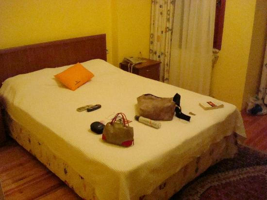 Gul Sultan Hotel: supuesta single room and single bed