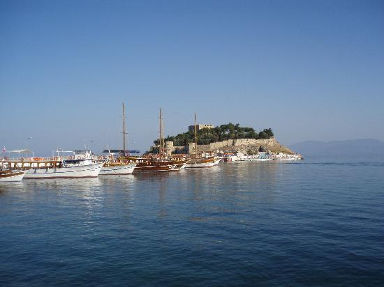 Villa Konak Hotel Kusadasi: The Harbour