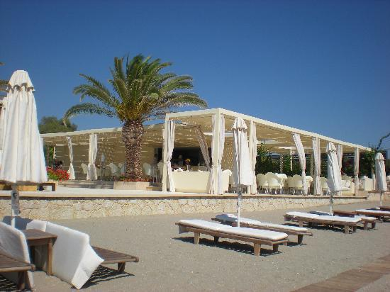 Plaza Resort Hotel: la plage