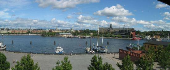 Restaurangen Moderna Museet : The view