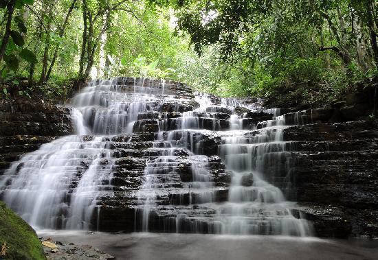 Waterfall Villas: Waterfall - 100 yards from the villa