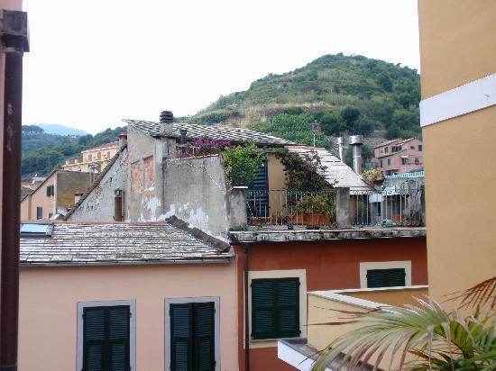 La Colonnina Hotel: Terrace