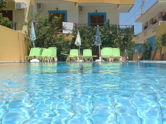 Stalis, Greece: pool